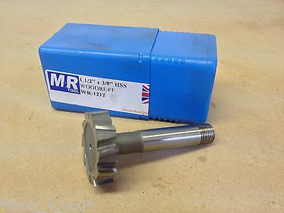 Branded HSS T Slot Milling Cutter For M14 Bolt MC661